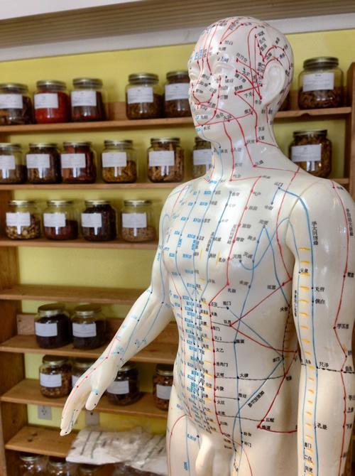 I-health Akupunktur-Meridiandiagnostik